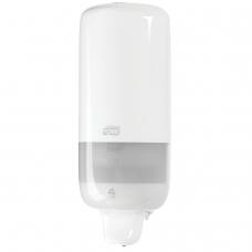 Диспенсер для жидкого мыла TORK Система S1 Elevation, 1 л, белый, 560000